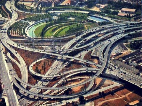 Sốc với những giao lộ 'kinh dị' nhất hành tinh