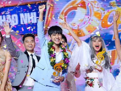3 ca khúc chiến thắng cực bắt tai của quán quân ''Sing My Song''