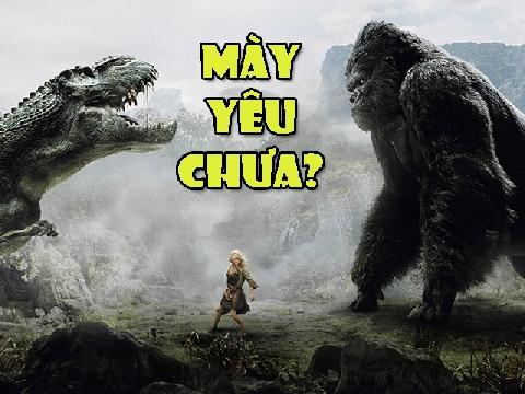 Chú khỉ hot nhất hành tinh hát nhép Duyên Phận của Việt ra sao?