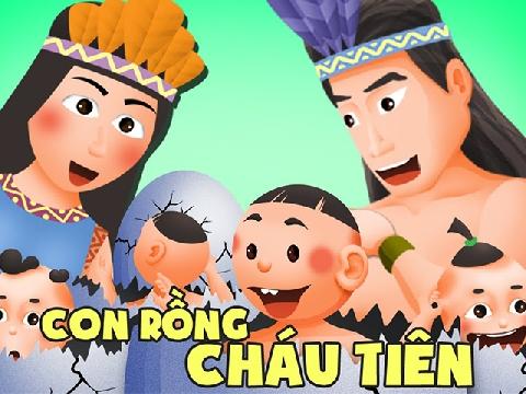 Khi 'Con Rồng Cháu Tiên' trả lời về lịch sử Việt Nam