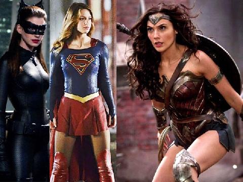 10 siêu anh hùng từng bị Wonder Woman đánh bại