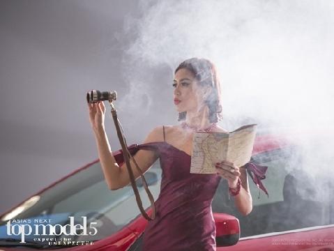 Minh Tú có làm nên lịch sử tại chung kết ''Asia's Next Top Model''?