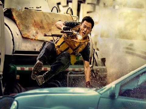 'Chiến Lang 2' - Đánh bại siêu phẩm của Châu Tinh Trì