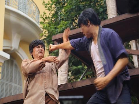 Coi kìa! Việt Nam đánh võ như phim chưởng Hồng Kông luôn!