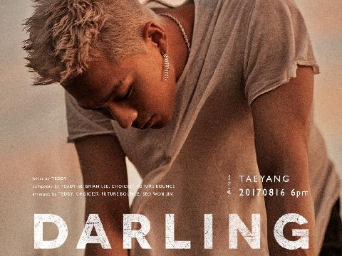 Taeyang (Big Bang) đau khổ giữa trời tuyết lạnh trong MV Darling