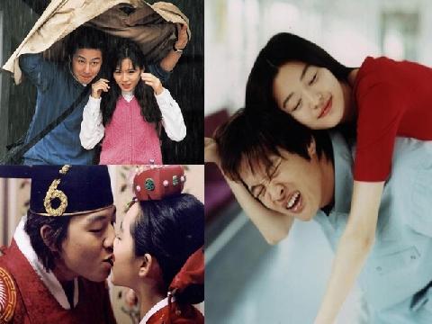 Top những phim điện ảnh xứ Hàn khiến bạn tan chảy