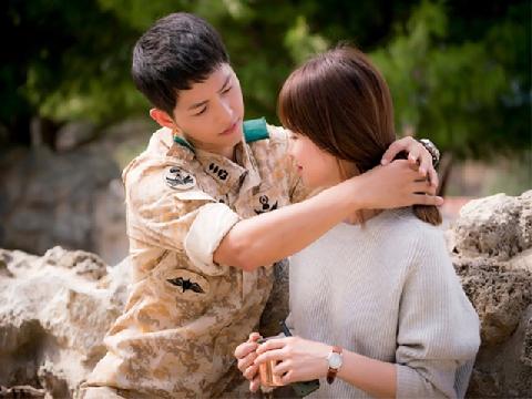 Những màn tỏ tình kiểu 'sếp lớn' của Song Joong Ki