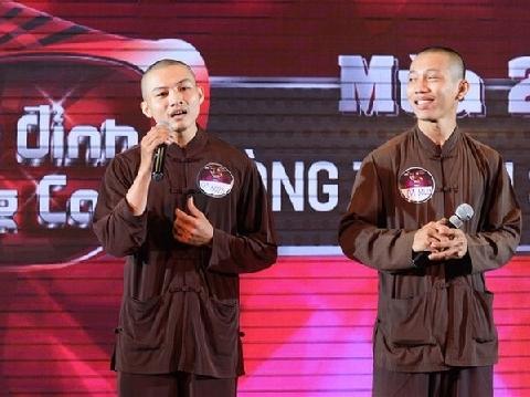 Tranh cãi xung quanh việc 2 nhà sư mạo danh đi thi hát Bolero