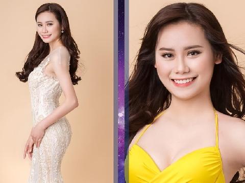 Mặc đầm dạ hội long lanh mà suýt ngã tại Hoa hậu Hoàn Vũ thì phải làm sao?