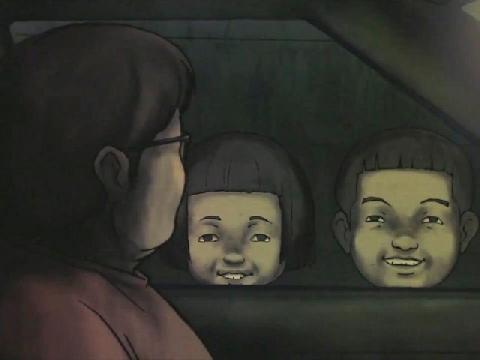 Quái vật xuất hiện trong đường hầm (Tập 2 - Yami Shibai 3)