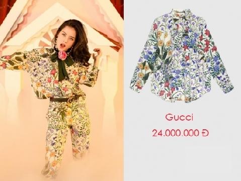 Trang phục hàng hiệu chục triệu của Chi Pu trong MV mới có đẹp không?
