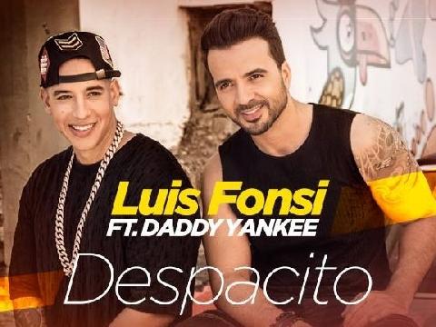 MV Despacito vượt mặt Gangnam style dành kỷ lục 4 tỉ lượt xem