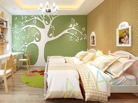 Cách bố trí phòng ngủ hợp phong thủy mang lại tốt lành