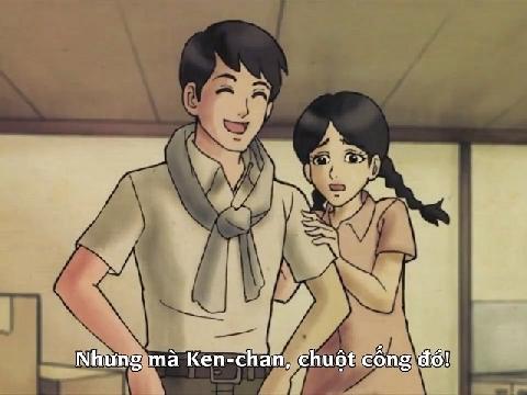 Điềm báo trong căn chung cư cũ(Tập 3 - Yami Shibai 3)