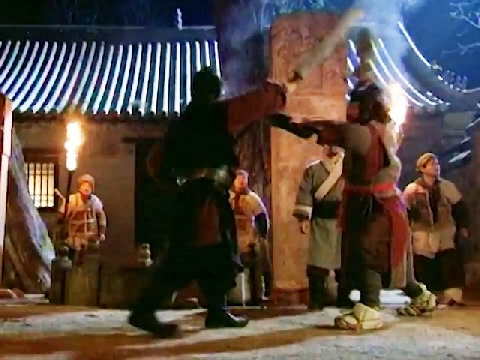 Huynh đệ Lương Sơn Bạc đụng đao kiếm