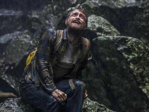 Rợn tóc gáy với những hiểm họa chàng trai phải đối mặt trong 'Jungle'