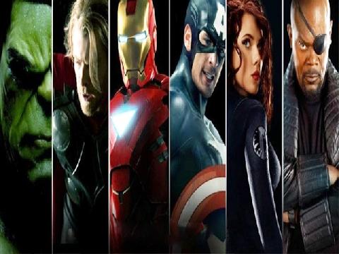 Bạn đọc tên được bao nhiêu siêu anh hùng trong 'Vũ Trụ Marvel'?