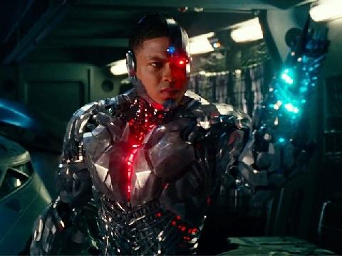 Nguồn gốc về siêu anh hùng 'nửa người nửa máy' Cyborg