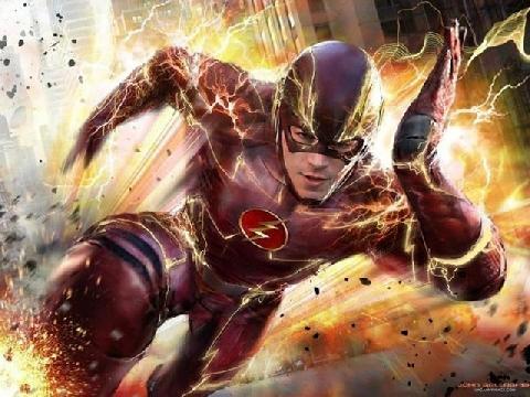 Những siêu năng lực của 'Người hùng tia chớp' Flash