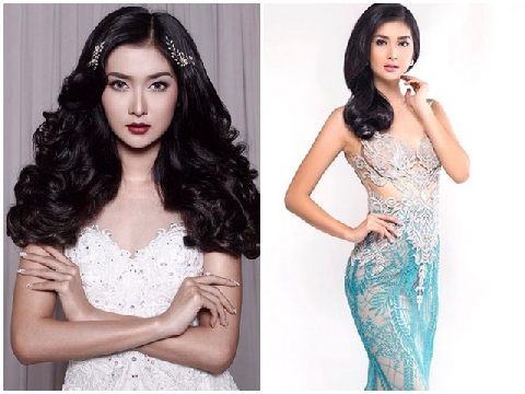 Vẻ đẹp không ngắm là tiếc ngẩn ngơ của Tân hoa hậu Quốc tế