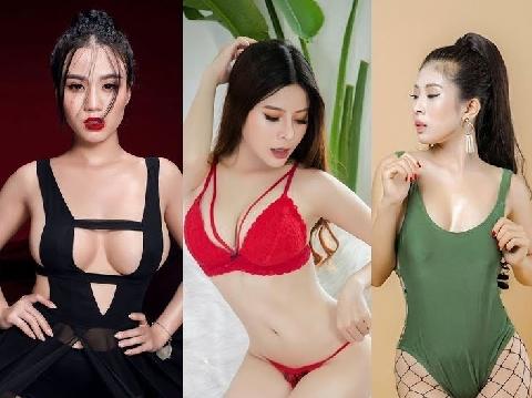 Linh Miu táo bạo đọ vũ điệu lắc hông với các hot girl Hà Thành