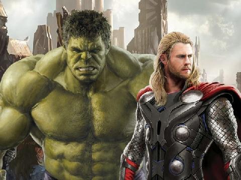 Cả Thor và Hulk hợp sức đều không phải là đối thủ của 2 nhân vật này
