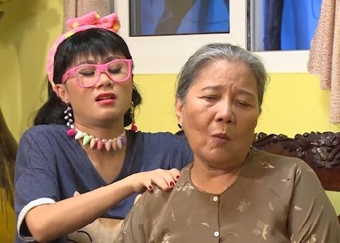 Bà nội khó tính