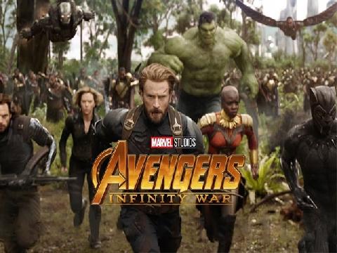 Phát cuồng vì độ khủng và diện mạo mới của 'Siêu Anh Hùng Marvel'