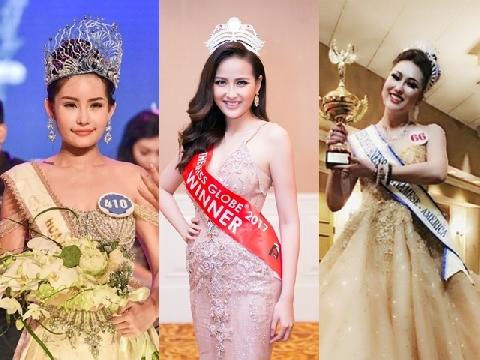 Điểm qua danh sách những hoa hậu tai tiếng bậc nhất năm 2017