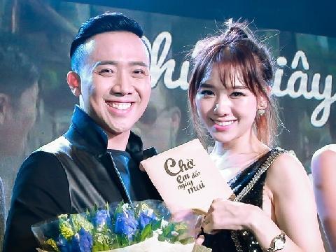 Trán Thành gây sock với màn kỷ niệm 700 ngày cưới cùng Hari Won