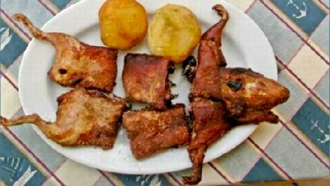 Thịt chuột - món ăn của những người nghèo Ấn Độ