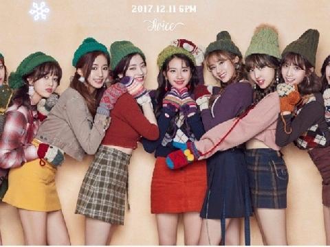 18 nữ thần tượng tuổi teen Kpop cùng xuất trong MV này