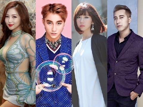 Top 4 MV nhạc Việt có lượt xem khủng nhất 2017