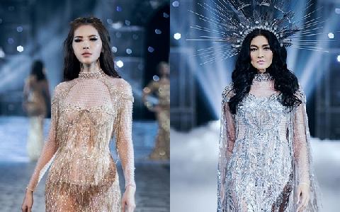 Minh Tú và chị đại Lukkade đua nhau hoá 'Thần Vệ Nữ' khiến fan ngất ngây