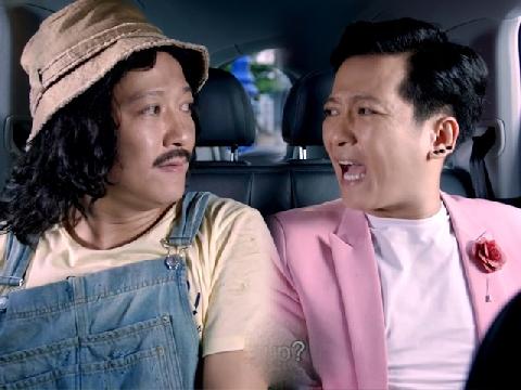 Lộ diện 'anh em sinh đôi' của Trường Giang trong phim tết 2018