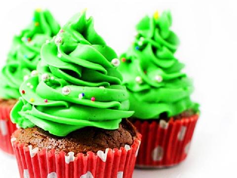 Cách làm bánh cake pop cho mùa giáng sinh