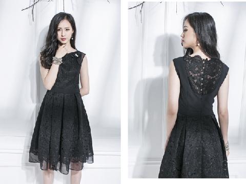 10 gợi ý diện đầm đen ngắn đủ phong cách