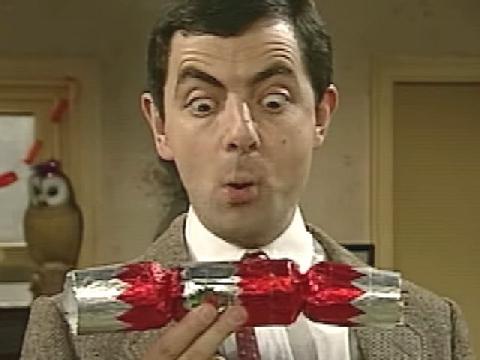 Nếu bạn đang 'ế' dịp Giáng sinh, hãy học theo Mr Bean!