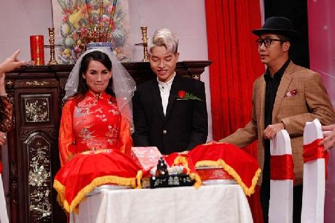 Phi Nhung đá Hoài Linh để cưới Đức Phúc