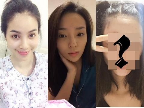 Khi không son phấn Hoa hậu Hoàn vũ 2017 H'hen niê và Kỳ Duyên, Phạm Hương ai đẹp hơn?