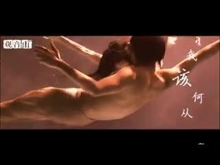 Bỏng mắt cảnh nóng dưới nước của Phạm Băng Băng