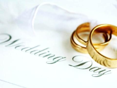 Thứ bảy là ngày có nhiều đám cưới nhất