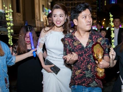 Trường Giang đưa Nhã Phương về nhà riêng sau màn cầu hôn bất ngờ trên sóng truyền hình