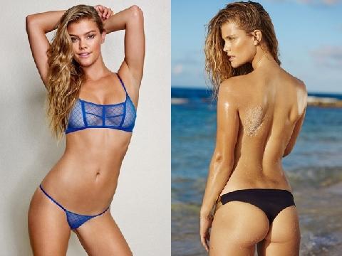 Phái mạnh ngất ngây với nhan sắc của mẫu nữ có thân hình chuẩn nhất thế giới