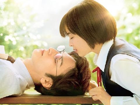 'Thầy Ơi! Em Yêu Anh' - Chuyện tình 'Em gái mưa' của điện ảnh Nhật