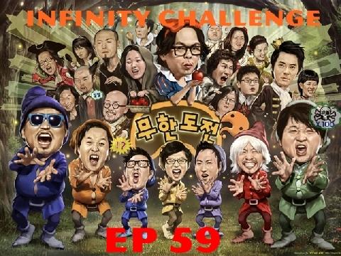 Infinity Challenge (Thử thách cực đại)- Vietsub -Tập 59
