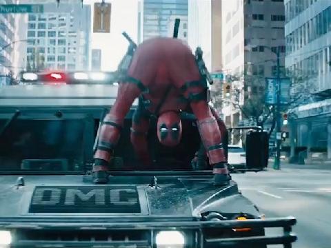 Deadpool lại đá xoáy 'bàn dân thiện hạ' trong trailer mới