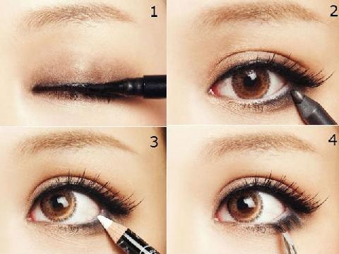 9 lỗi kẻ viền mắt ai trang điểm cũng từng mắc một lần trong đời