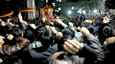 Lễ hội đền Trần: Lắp camera để xử phạt