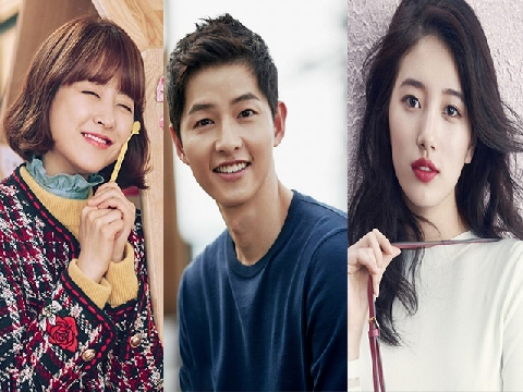 Nhìn lại vai diễn đầu tiên giúp sao Hàn nổi tiếng toàn châu Á